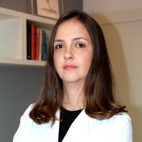 Dra. Tania Gewehr, Ginecologista e Obstetra